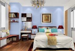 最新现代古典卧室软装设计