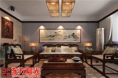 中式别墅家装效果图中式风格别墅