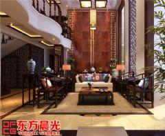 北京中式古典别墅设计中式风格别墅