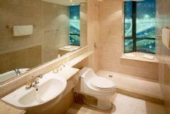 最新温馨卫生间设计