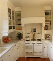 美式风格厨房装修案例