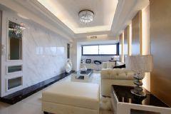 143平新古典婚房装修案例