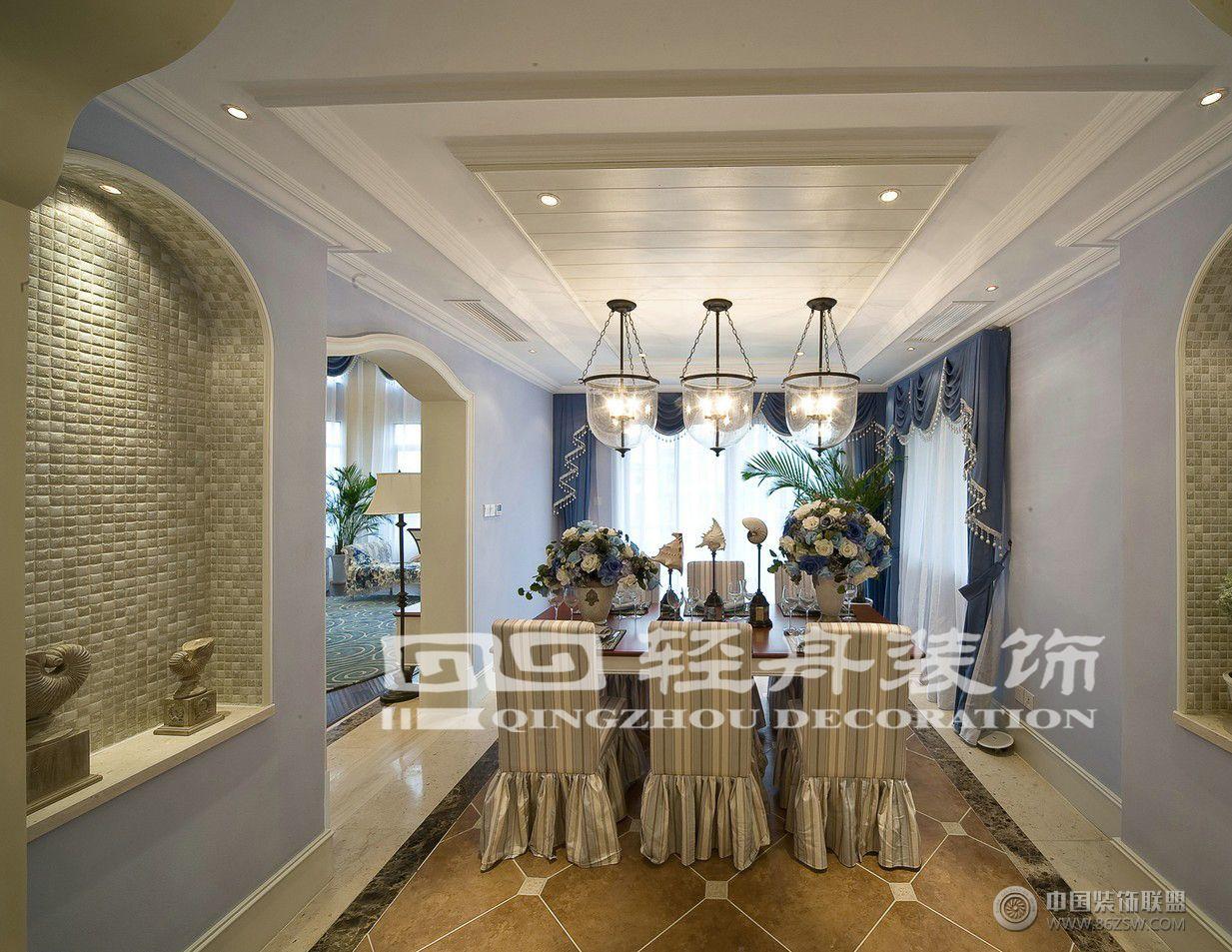 设计理念: 设计概念 1浪漫的地中海风格带给人无数的遐想,尤其在夏日里,地中海风格的家还给人清凉的诱惑,如何打造一款浪漫美观的地中海风格家呢?小编教你营造夏日浪漫地中海风格的全攻略,让我们一起来营造海天一色的蓝白清凉空间 2亮色系的客厅家具颜色,在自然的光线下显得更有生气。