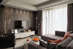 古典家庭装修古典风格三居室