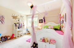 梦幻儿童房家具搭配设计