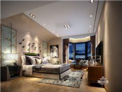 成都尚层装饰别墅装修城南一号现代简约风格案例欣赏现代简约风格大户型