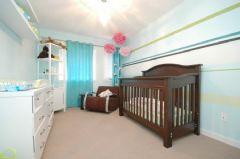 婴儿房搭配设计
