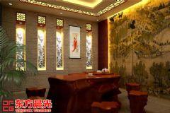 中式茶樓裝修品茗思人生