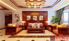 风华绝代中式风格别墅设计效果图中式风格别墅