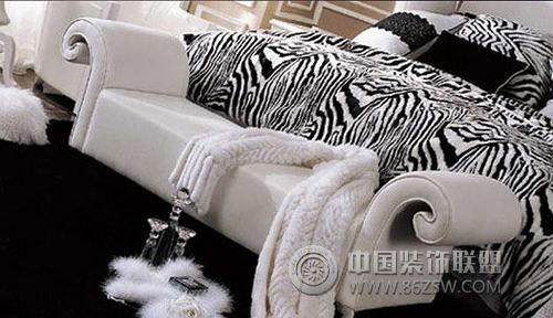 后现代卧室装修风格装修案例 客厅装修效果图 八六装饰网
