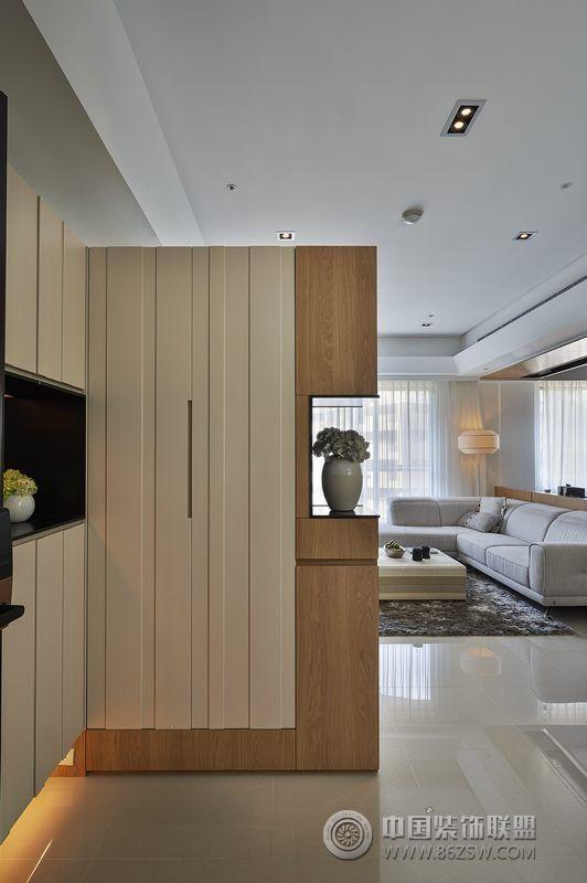 140平现代简约时尚婚房 客厅装修效果图 八六装饰网装修效
