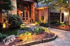 家庭庭院创意设计