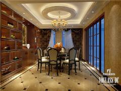 成都尚层装饰别墅装修保利蝴蝶谷欧式风格案例推荐欧式风格别墅