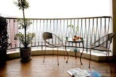 最新露天阳台创意设计