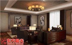 古典会所中式装修|会所装修|中式会所