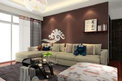 最新客厅沙发背景墙创意设计