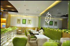 青岛餐厅装修艺科装饰之仙踪林