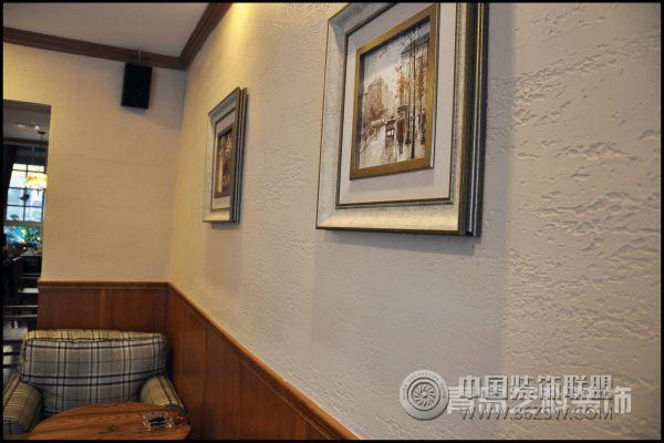 青岛咖啡店装修艺科装饰之淳咖啡