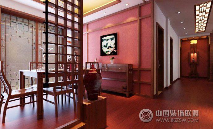 最新时尚餐厅隔断创意设计 客厅装修效果图 -最新时尚餐厅隔断创意设