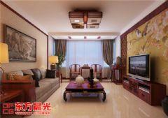 翠林青苑中式别墅设计效果图中式风格别墅
