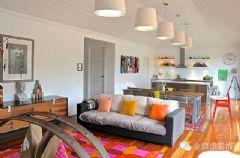 艺术之家现代风格三居室