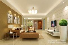 深圳家居设计 招商澜园现代风格四居室