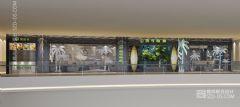 深圳主题餐厅设计-四季椰林椰子鸡