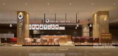 广东下午茶休闲餐厅设计 Pearl Waffle东莞店