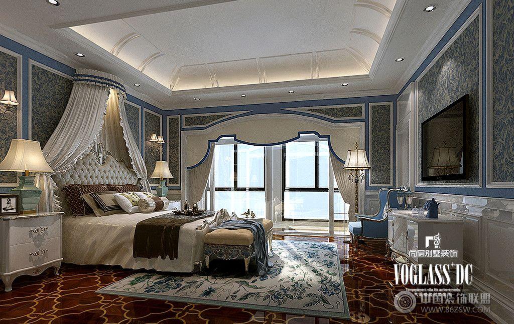 营造一个浪漫典雅又不乏简单大气的别样法式,通透宽大的客厅,质朴惬意图片