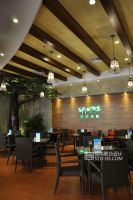 深圳连锁餐厅设计 圣多斯巴西烤肉沙井京基店实景