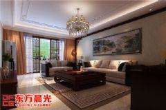 恬淡闲适现代中式别墅装修设计中式风格别墅