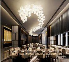 唯美的中国文化餐饮装修
