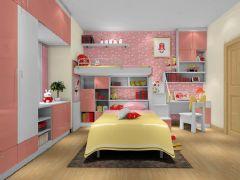最流行儿童房颜色搭配设计