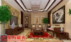 中式风格的高档别墅设计