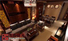 现代别墅设计中式设计风格