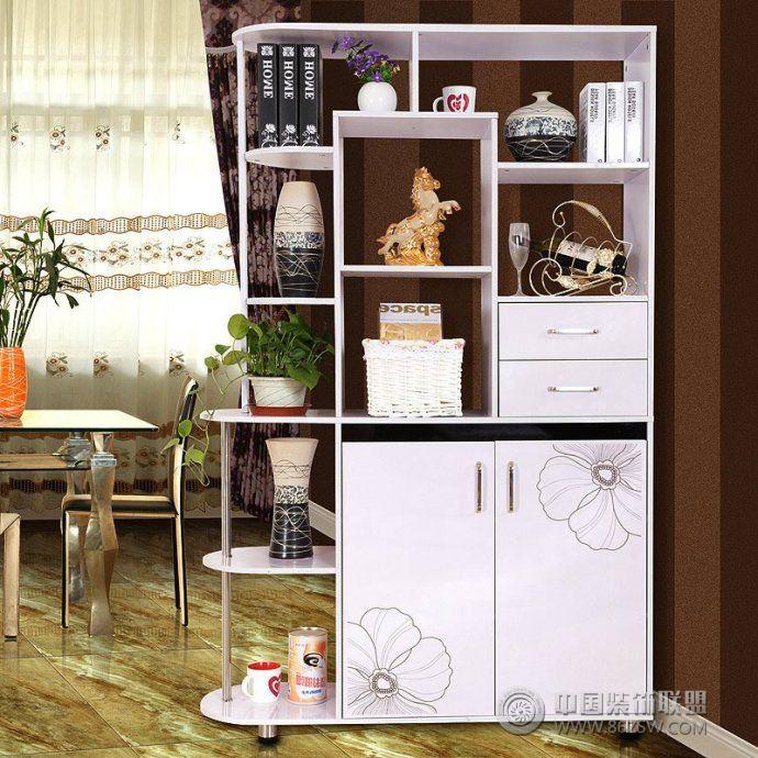 客厅鞋柜隔断创意设计 客厅装修效果图 八六装饰网装修效