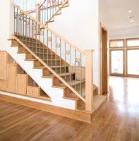 最新楼梯间创意收纳设计