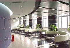 烟台星级酒店休息区