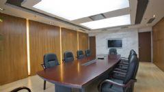 烟台某地产会议室