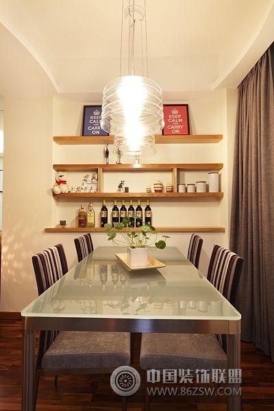82平宜家温馨居 客厅装修效果图高清图片