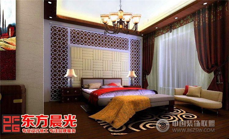 在私人会所装修设计卧室的设计上