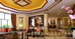 古典奢华优雅中式别墅设计