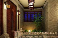 古韵优雅中式别墅设计案例