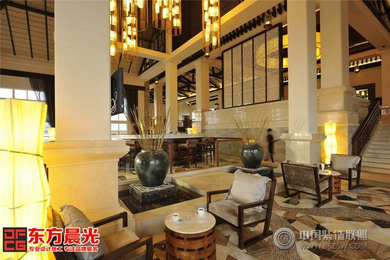 高端视觉享受  类型:公装 房型:酒店 面积:未注明 费用:10-20万 设计