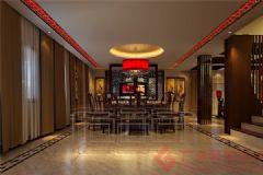 烟台广来装饰国奥天地装修案例中式风格三居室