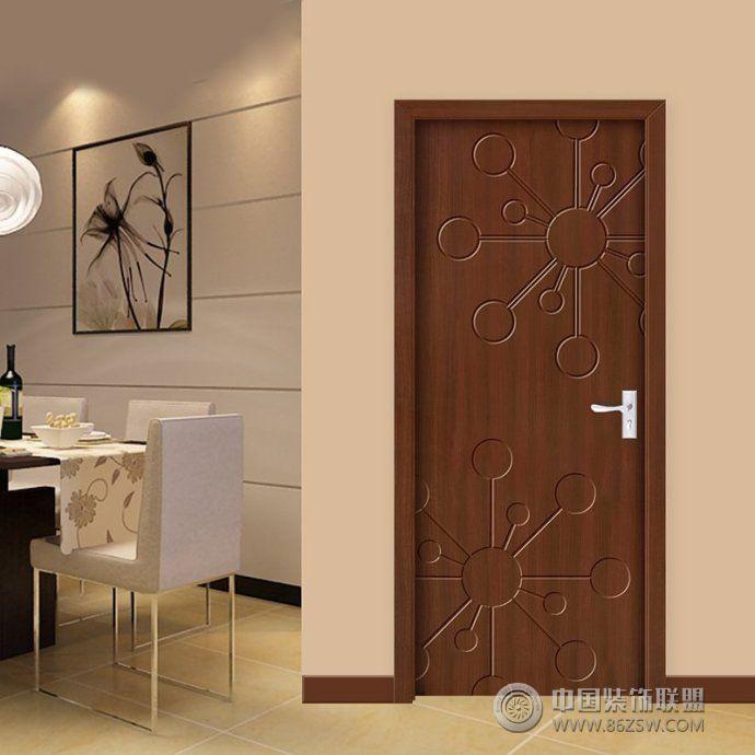 最新卧室门创意设计现代卧室装修图片