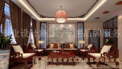 典雅精巧的中式别墅装修案例