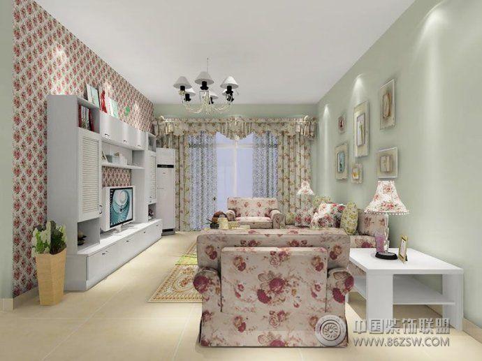 韩式客厅装修效果图 卧室装修图片