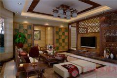 原生海装修案例——烟台广来装饰中式风格三居室