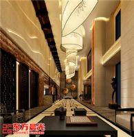现代酒店装修古典与时尚并存